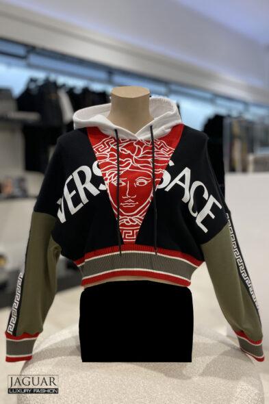 Versace hoodie medusa