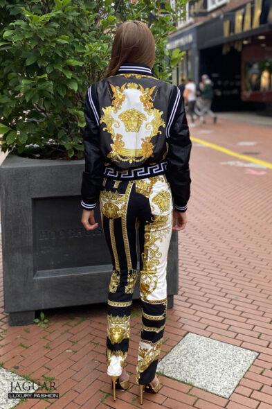 Versace renaissance jacket