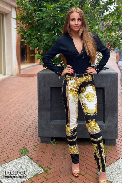Versace renaissance trouser
