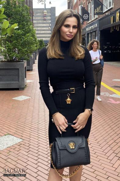 Versace skirt black