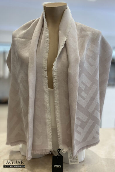 Fendi shawl nude