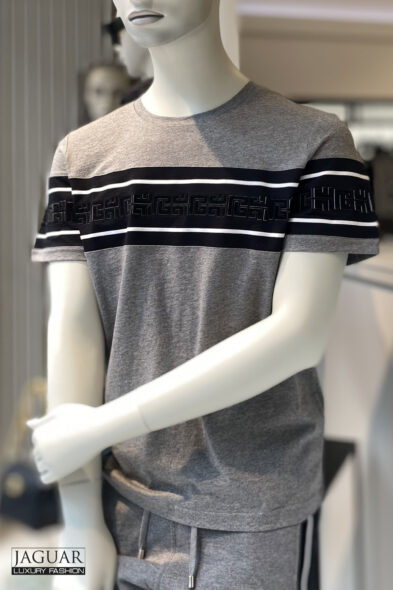 Balmain t-shirt grey