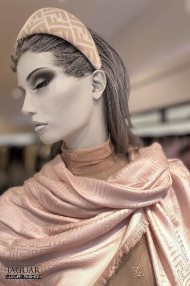Fendi shawl